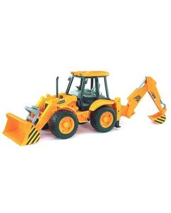 Bruder JCB 4CX Backhoe loader - 02428