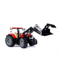 Bruder Case IH CVX 230 traktor med frontlaster - 03096