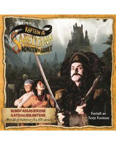 Kaptein Sabeltann - Kongen på havet (CD)