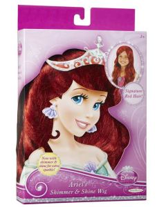 Disney Princess parykk - Ariel