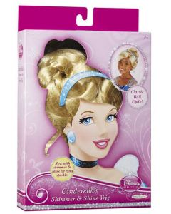 Disney Princess parykk - Askepott