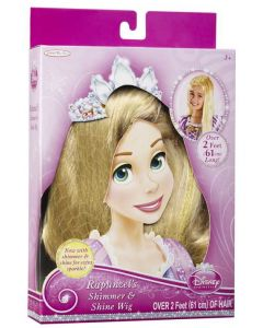 Disney Princess parykk 61cm - Rapunsel
