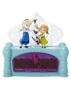 Disney Frozen smykkeskrin med musikk og dans