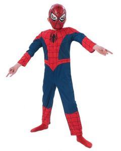 SPIDER-MAN kostyme 128cm