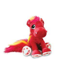 Keel Toys ponni - rød