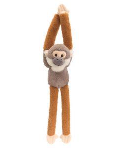 Keel Toys hanging monkeys - brun og grå