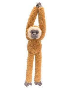 Keel Toys hanging monkeys - brun og hvit