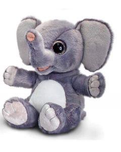 Keel Toys sparkle eyes elefant