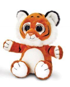 Keel Toys sparkle eyes tiger-bamse