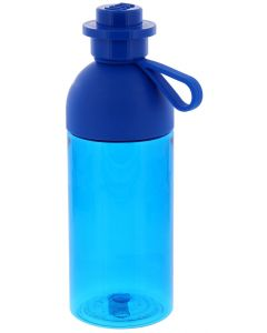 LEGO hydration bottle 0,5L - transparent Bright Blue