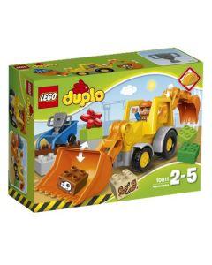 LEGO DUPLO 10811 Traktorgraver