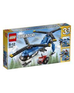 LEGO Creator 31049 Dobbelrotor-helikopter