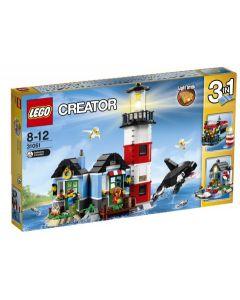 LEGO Creator 31051 Fyrhusøya