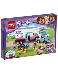 LEGO Friends 41125 Veterinærens hestetransport