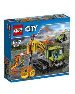 LEGO City 60122 Vulkanforskernes beltebil