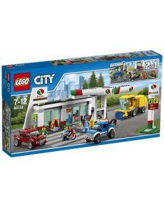LEGO City 60132 Bensinstasjon