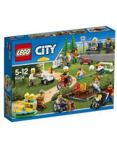 LEGO City 60134 Moro i parken – byboerpakke