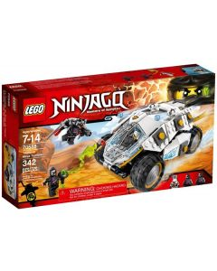 LEGO Ninjago 70588 Titan-ninjaens trommelracer