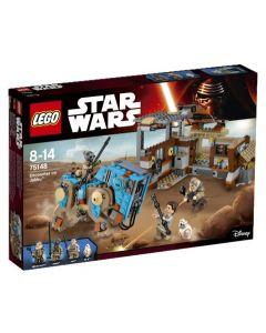 LEGO Star Wars 75148 Konfrontasjon på Jakku