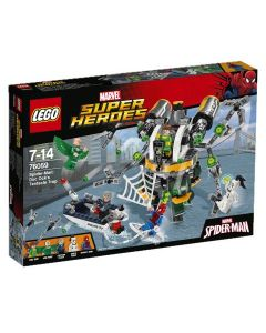 LEGO Super Heroes 76059 Spider-Man: Doc Ocks tentakkelfelle