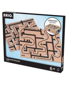 BRIO labyrint brett 2 pk
