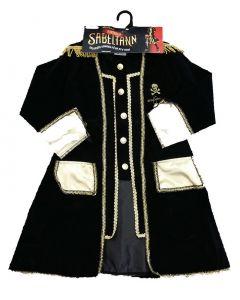 Kaptein Sabeltann jakke 3 år