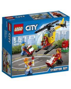 LEGO City 60100 Flyplass startsett