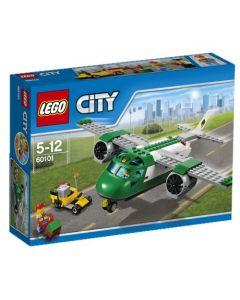 LEGO City 60101 Fraktfly på flyplassen