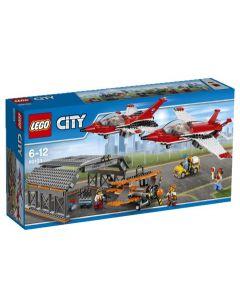 LEGO City 60103 Flyshow på flyplassen