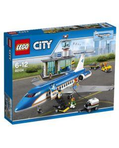 LEGO City 60104 Passasjerterminal på flyplassen