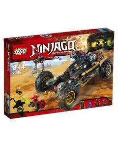 LEGO Ninjago 70589 Coles terrengbil