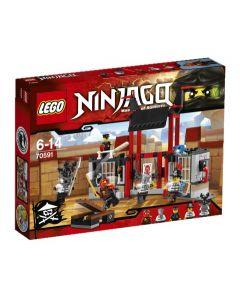 LEGO Ninjago 70591 Flukten fra Kryptarium-fengselet