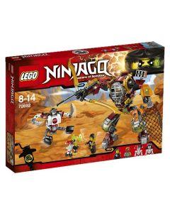 LEGO Ninjago 70592 Ronins dusørjegerrobot