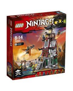 LEGO Ninjago 70594 Beleiring av fyret