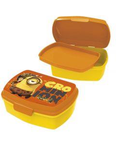 Minions matboks med brett
