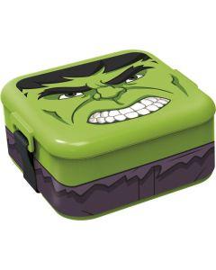 Avengers Hulk matboks med strikk