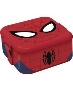 SPIDER-MAN matboks med strikk
