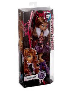 Monster High original dukke - Clawdeen Wolf