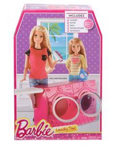 Barbie store møbler - vaskemaskin