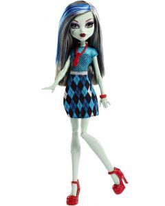 Monster High basic dukke - Frankie Stein