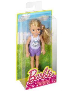 Barbie Chelsea and friends overnattingsfest