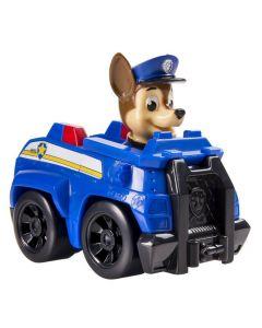 Paw Patrol redningskjøretøy med valp