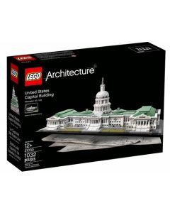 LEGO Architecture United States Capitol 21030