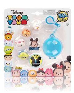 Disney Tsum Tsum Series 1 - 5 pack med beholder