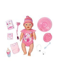BABY born interaktiv jentedukke - 43 cm