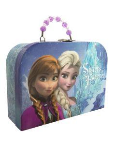 Disney Frozen lekekoffert - 25 x 18 x 8,5 cm