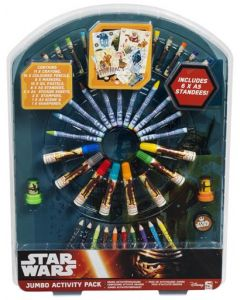 Star Wars Classic Jumbo Activity Pack