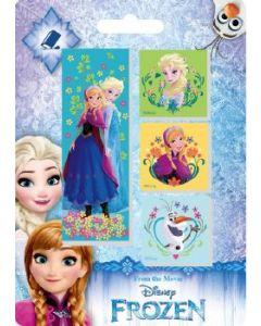 Disney Frozen viskelær - 4 stk