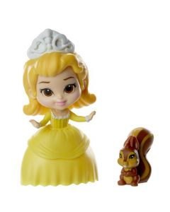 Disney Sofia the first og kongelige venner 7 cm - Amber og Whatnaught