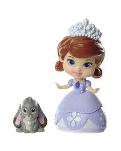 Disney Sofia the first og kongelige venner 7 cm - Sofia og Clover